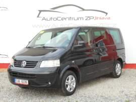 Volkswagen Multivan 2.5TDi 128kW 4x4 CZ NAVI  DPH