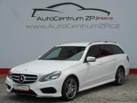 Mercedes-Benz Třídy E 250CDI 150kW 4X4 !!AMG!!