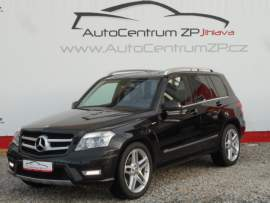 Mercedes-Benz GLK 220CDI 125kW 4X4 7st.Aut. AMG!