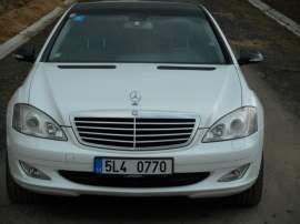 Mercedes-Benz Třídy S S 350i V6 200KW ELEGANCE LPG
