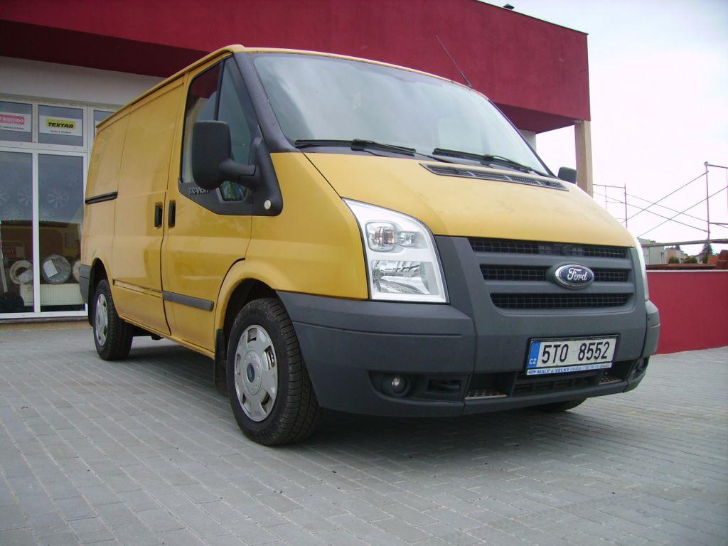 Ford Transit 2.2  81 kW
