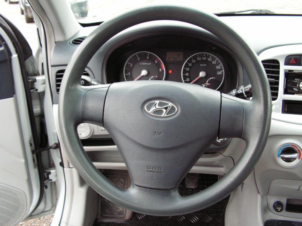Hyundai Accent 1,5 CRDi EX 81kw klima