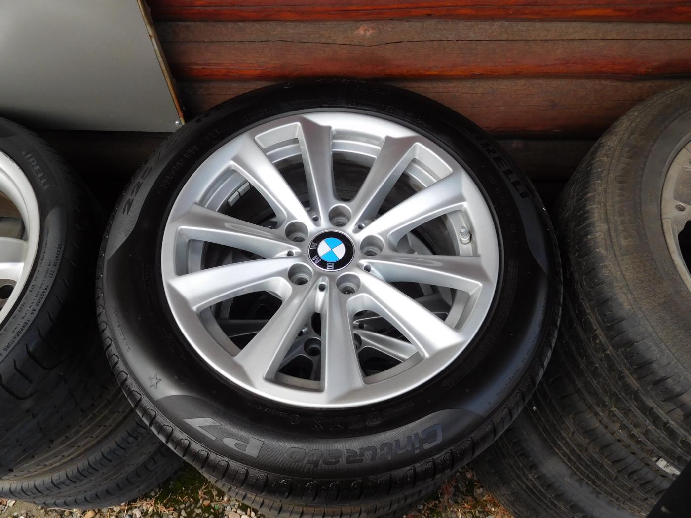 BMW  5x120,225/55/17, 8 x17,