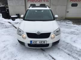 Škoda Yeti 1,8 Exp. 4x4 118kW