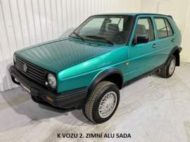 Volkswagen Golf 1.8i 56.000 KM! Syncro Country