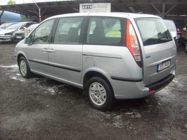 Fiat Ulysse 2.0 JTD - klimatronic