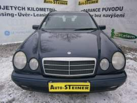 Mercedes-Benz Třídy E 200i TAŽNÝ / EKO ZAPLACENO !!!