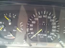 Mercedes-Benz SKUTR 124 AMG oginalní CE