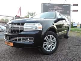 Lincoln Navigator 5,4i V8 24V Aut. 4x4 LPG 8.míst