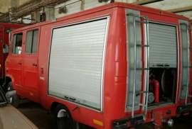 Mercedes-Benz 616 608 hasič 6míst 6t