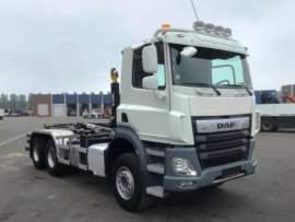 DAF 33t 6x4 Eur6 kontejner