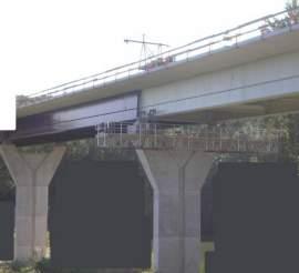 ostatní Geko Lávka 10m pod(mostní)