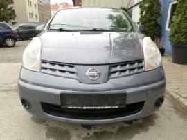 Nissan Note 1,4i 65kW klima 4x airbag