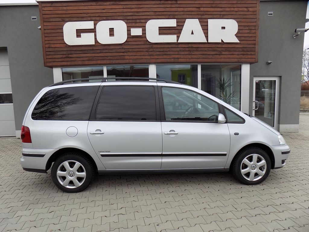 Volkswagen Sharan 2.0 TDI Sportline BUSINESS