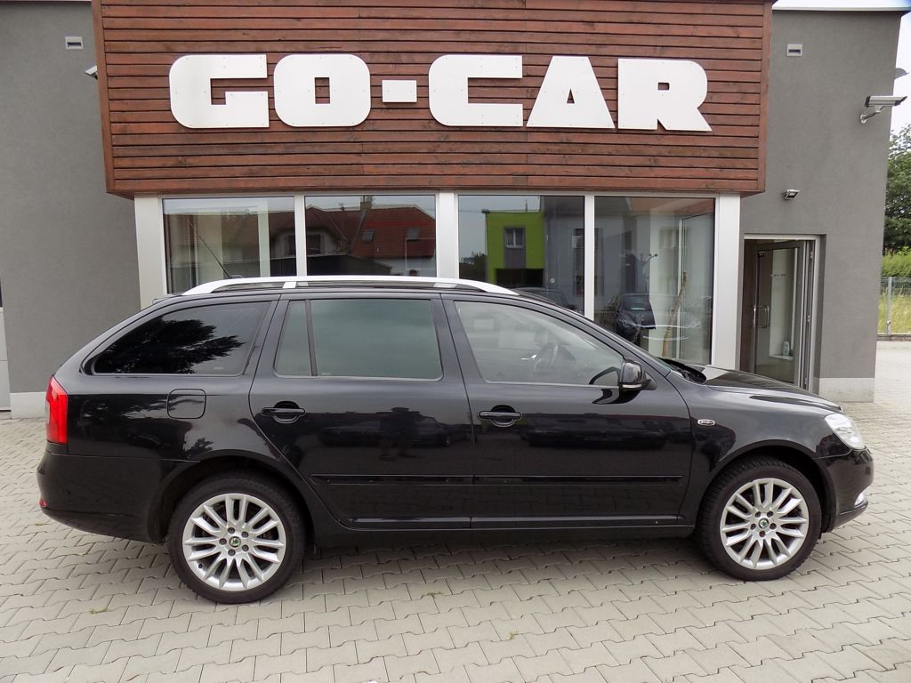 Škoda Octavia Laurin & Klement 4x4