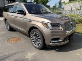 Lincoln Navigator Black Label 3,5 Biturbo