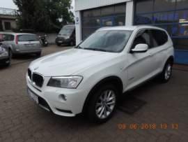 BMW X3 X-DRIVE-2.0D-BiXENON-AUTOMAT
