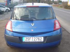 Renault Mégane 1.4i, Servisní kniha