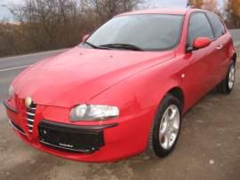 Alfa Romeo 147 1.9 JTD 103 kW, Serviska