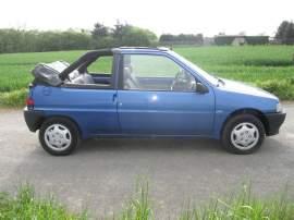 Peugeot 106 1.0i Cabrio