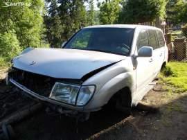 Toyota Land Cruiser 100 4.2TD NÁHRADNÍ DÍLY