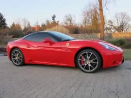 Ferrari California ČR  1.MAJITEL