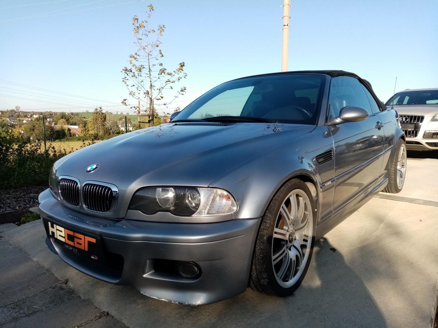BMW M3 3.2 Cabrio SMG