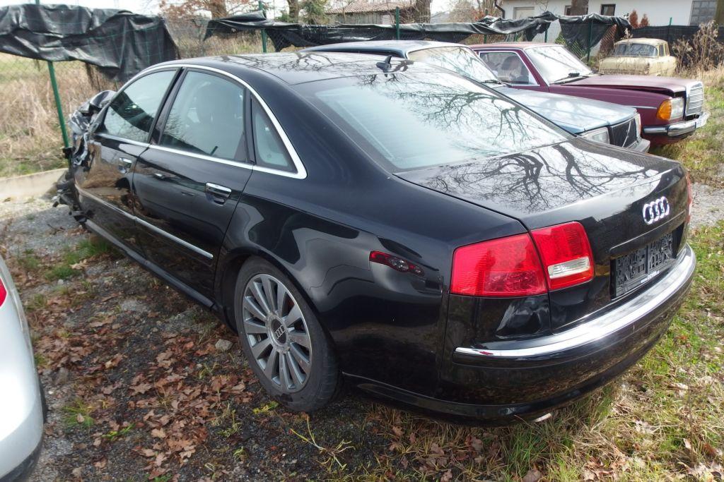 Audi A8 3,0TDI Quattro
