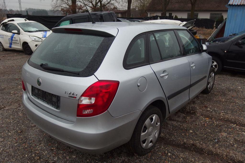 Škoda Fabia Combi 1,6 16V