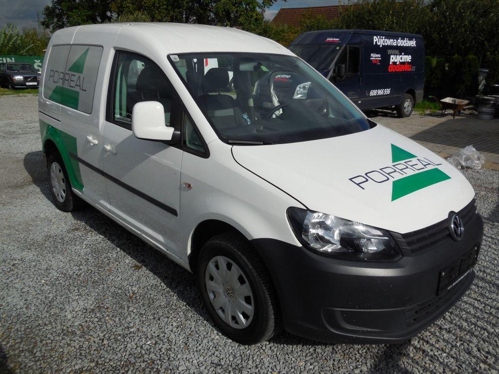 Volkswagen Caddy Life 5 míst