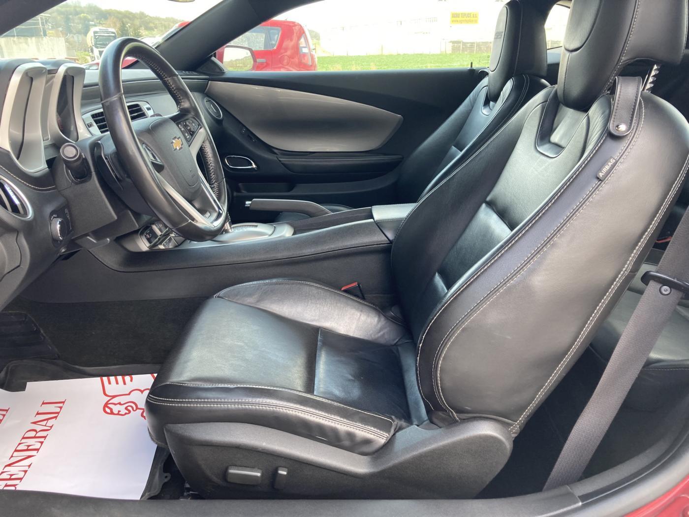Chevrolet Camaro 6.2 SS 298KW