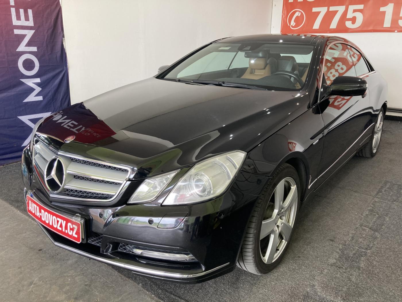 Mercedes-Benz Třídy E E 500