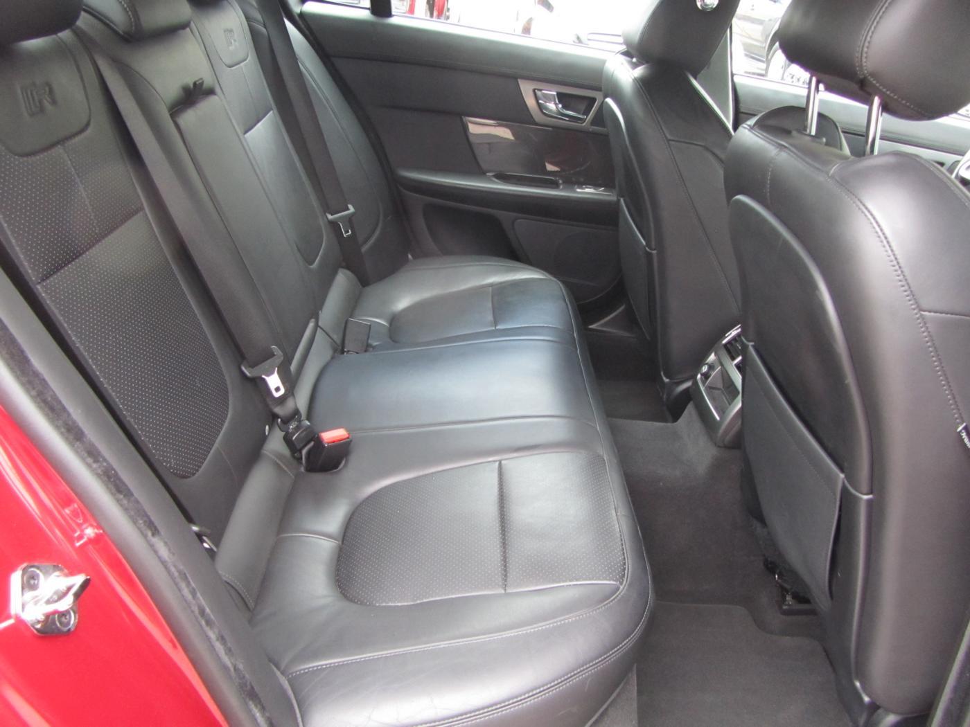 Jaguar XF 5,0 V8 XFR Kompressor