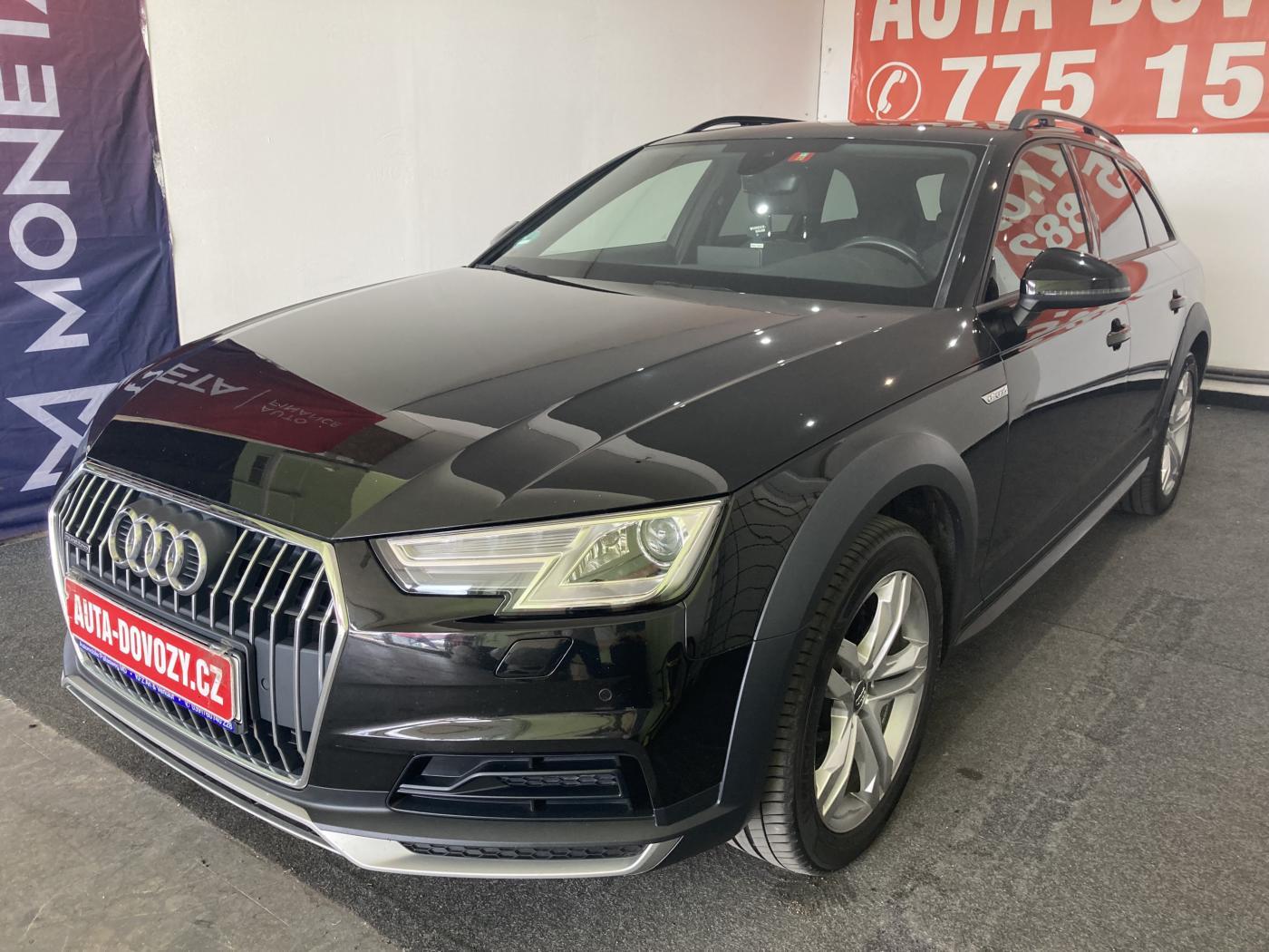 Audi A4 Allroad 2,0TDI Quattro Sport