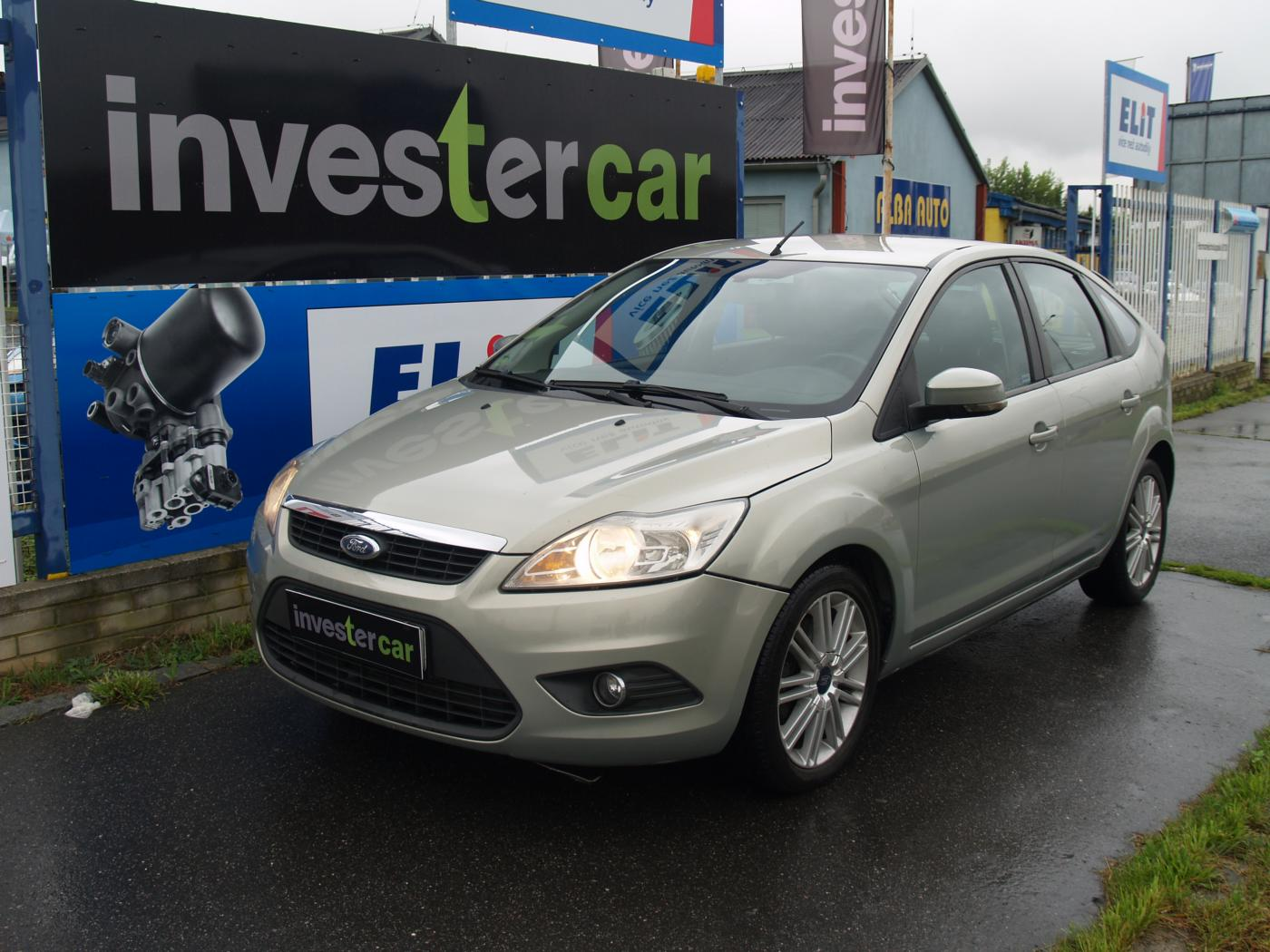 Ford Focus 1.8d