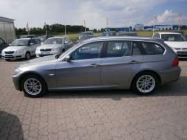 BMW Řada 3 320D 135kw,xenon,kůže -alcant