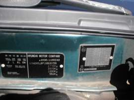 Hyundai Excel Elantra 1.6i GL
