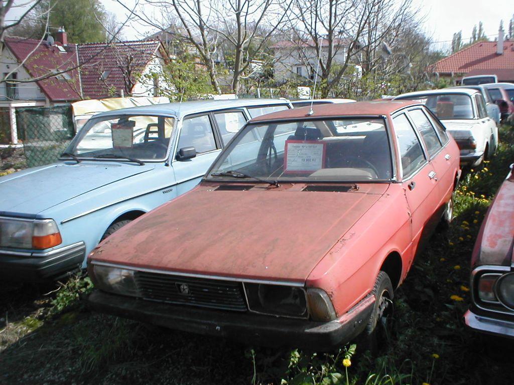 Chrysler Kew Simca 1307 GLS