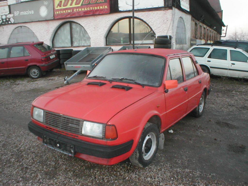 Škoda 120 L - Bez dokladů