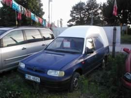 Škoda Felicia VanPlus-Eko Placeno !