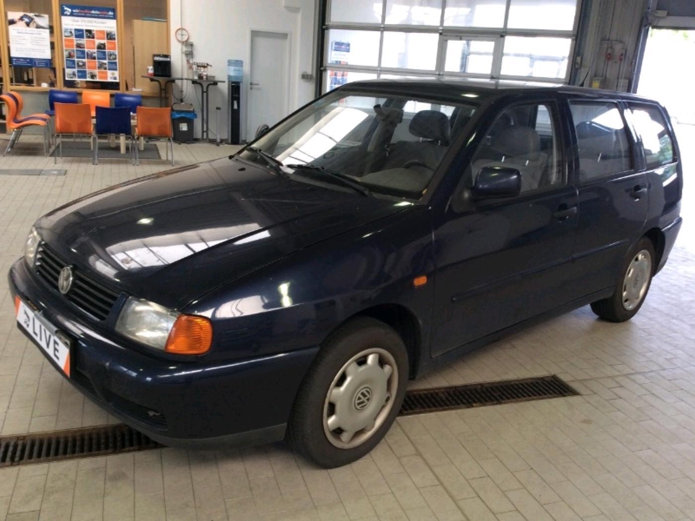 Volkswagen Polo kombi 1,6i