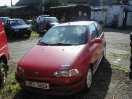 Fiat Punto 1.7 TD Eko Placeno !!