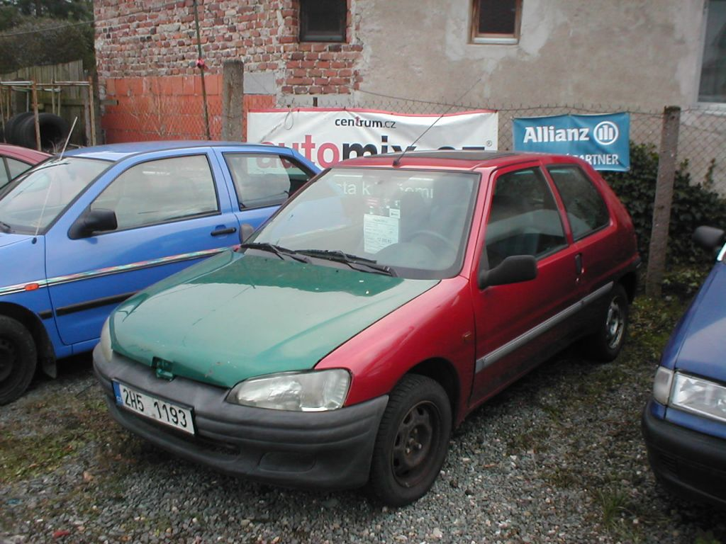 Peugeot 106 1,0