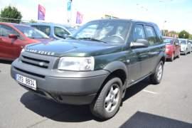 Land Rover Freelander 2.5 benzin, 4x4, automat