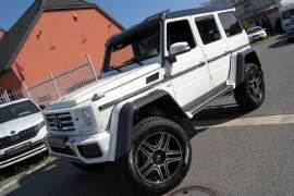 Mercedes-Benz G 500 4x4x2 skladem