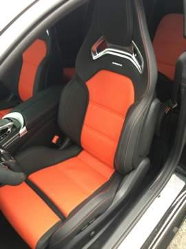Mercedes-Benz Třída C Třídy C C63 AMG kupé NOVÉ CZ