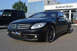 Mercedes-Benz CL BRABUS SV12 ROCKET 730PS