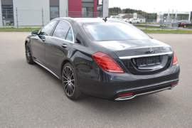 Mercedes-Benz Třída S Třídy S S 350 4M, LONG,BURM3D