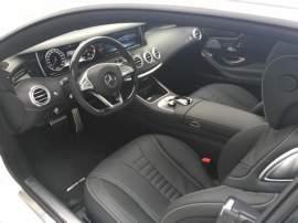 Mercedes-Benz Třída S Třídy S S500 4MATIC kupé AMG