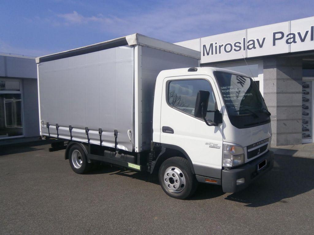 Mitsubishi  FUSO CANTER 6C15